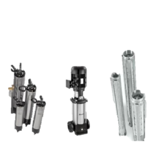 Submersible & borehole pumps